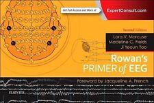 Rowan's Primer of EEG by Jiyeoun Jenna Yoo, Lara V. Marcuse, Madeline C. Fields (Paperback, 2015)