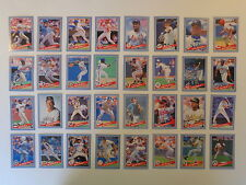 1993 Hostess Baseball Card Complete Set Of 32 Cards-Tons Of Top Stars and HOFers