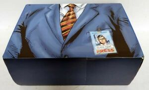 DC Comics World's Finest The Collection Superman Theme Complete Box