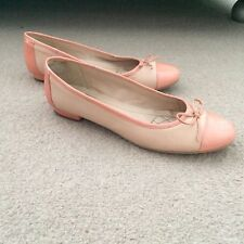 Ladies Suede Type Shoes Size 6