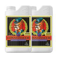 Advanced Nutrients ~ Connoisseur Grow A & B ~ 1 Liter of Each ~ Base Nutrients