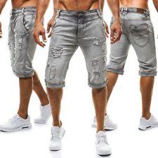 Shorts e bermuda da uomo grigio