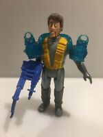 Kenner Ghostbusters Vintage 1987 Peter Fright Features Complete with ghost