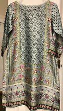 pakistani designer salwar kameez 3pc Sapphire Original Satin