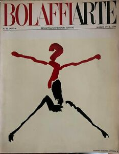 Marino Marini  catalogo con fotolitografia da Bolaffi lettera  X  30x23 perfetta