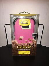 OtterBox Defender Series Case for Samsung Galaxy S6 Cell Phones Pink