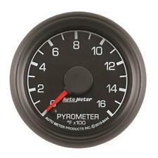 Auto Meter Boost/Pyrometer Gauge 8444; Ford Factory Match 1600°F 2-1/16""