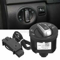 Car Headlight Head Light Switch Sensor For VW Golf MK6 MK5 Jetta Tiguan 10  * *