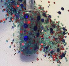 glitter mix nail art acrylic gel   JUBILEE  Limited Edition