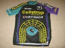Collstrop Concorde Replica cycling jersey Size L