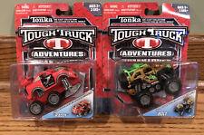 NIP Tonka Tough Truck Adventures 2004 Rally & Bolt Maisto Die Cast Collection