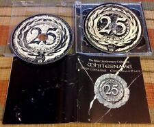 WHITESNAKE / THE SILVER ANNIVERSARY COLLECTION - 2CD (EU 2003) NEAR MINT