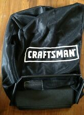 "21"" craftsman grass catcher bag"
