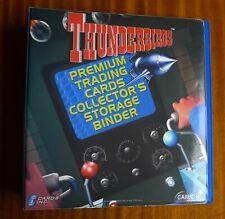 THUNDERBIRDS PREMIUM TRADING CARDS 2001 BINDER & ULTRA RARE SETS
