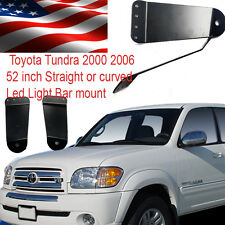 Toyota Tundra 52 inch Straight or Curved Led Light Bar mount Bracket 2000 2006