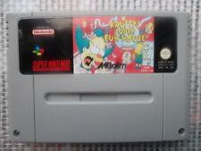 Jeu Super Nintendo / SNES Game Krusty's Super Fun house PAL retro  original*
