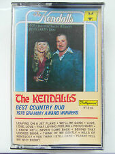 The Kendalls - Country Duo - Album Cassette Tape, Used very good