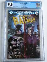 All Star Batman #1 Tyler Kirkham Color Variant Midtown Comics Edition Dc CGC 9.6