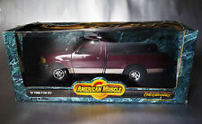 6476: ERTL collectibles, American muscles, FORD f150 XLT, 1997,1:18, modello 7223,ovp.