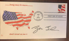 President George W. Bush Signed Autographed First Day Issue Envelope Usa