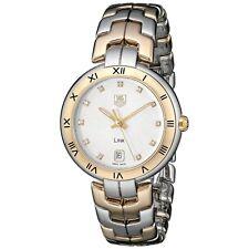 TAG HEUER Link Gold & Diamond Ladies Watch WAT1353.BB0962 - RRP £4100 - NEW