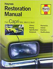 Ford Capri Restoration Manual (Restoration Manuals), New, Henson, Kim Book