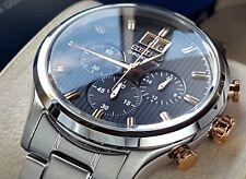 Orologio Cronografo Uomo Seiko Men's Chrono Cal. Seiko 7T74..E0 – NUOVOù