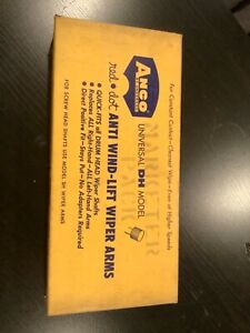 "NIB Vintage Anco stock no. 125 Anti Wind-lift  Wiper Arm 10-3/4""-14-1/2"" box"