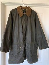 Vintage 2 Crest Barbour Wax Gamefair Jacket C40 1980s