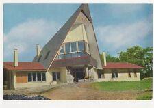 Kitayuzawa Youth Hostel Hokkaido Japan Old Postcard 378a