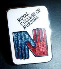Royal College of Nursing - RCN Nurse Doctor Medical Trade Union Old Enamel Badge