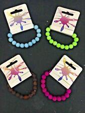 Coloured Beaded Bracelets