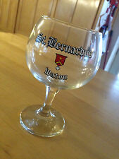 HOEGAARDEN  BELGIUM BEER GLASSES - 50 CL -Blue Gold Logo EUC