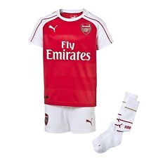 PUMA Full Kit Home Football Shirts (English Clubs)