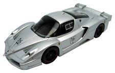 Ferrari FXX 2005 Nurburgring #16 Silver Elite 1:43 Model N5609 HOT WHEELS
