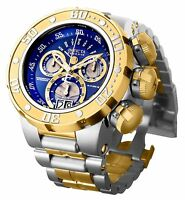 21605 Invicta Reserve 52mm Subaqua Sea Dragon Swiss Chronograp SS Bracelet Watch