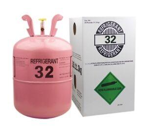 GAS REFRIGERANTE R-32  10,9kg !!! AIRE ACONDICIONADO SPLIT!!! ENVIO 48 HORAS!!!