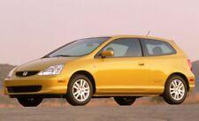 Honda Civic Si Hatchback 2002-2003 Service Manual e Book - Promotion Price.