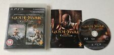 God of War Collection Sony PlayStation 3 PS3 Complete PAL