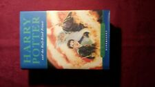 Harry Potter And The Half Blood Prince Hardback First Edition Vgc
