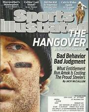 PITTSBURGH STEELERS BEN ROETHLISBERGER 2010 SPORTS ILLUSTRATED ALL PRO 2X CHAMP