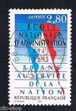1 FRANCOBOLLO FRANCIA SCUOLA NAZIONALE 1995 usato