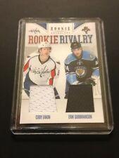 2011-12 Rookie Anthology Rookie Rivalry Cody Eakin/Erik Gudbranson Mint