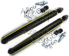 2 New Shocks Rear Pair with Warranty Free Shipping Guarantee Fit D343149