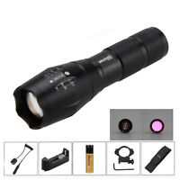 5w Infrared LED IR 850nm Night VisionLED Linterna Tactical Luz Light caza Torch