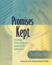 Promises Kept: Sustaining School and District Leadership in a-ExLibrary