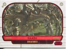 Star Wars Galactic Files Red Parallel #297 Kaadu