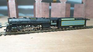 Rivarossi 3501D 2-8-4 Berkshire American Railroads 759 N gauge