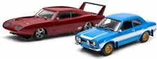 GREENLIGHT 1:43 Fast & Furious Dodge Charger Daytona & Escort RS2000 MODELO CARS