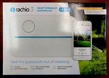 Rachio 3 12-zone 3rd Generation Smart Sprinkler Controller 12ZULW-C Factory Seal